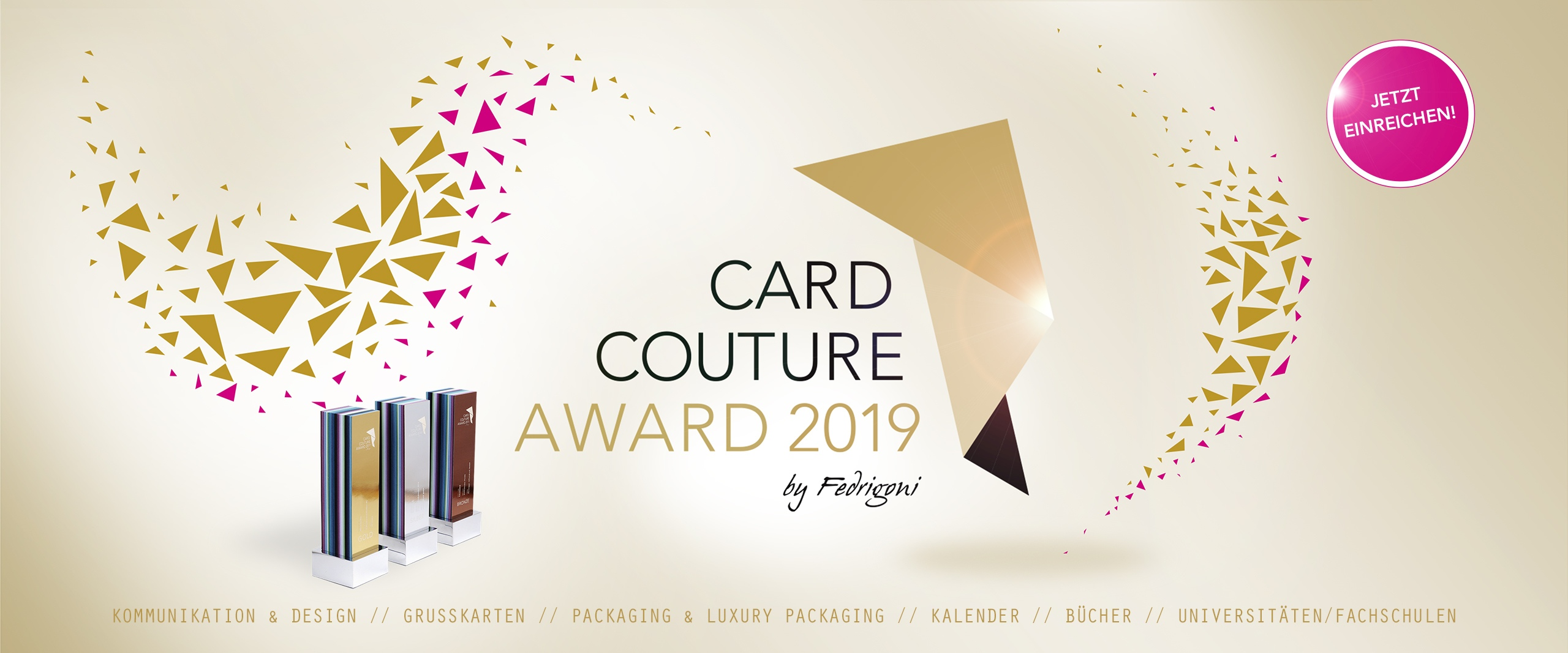 CARD COUTURE AWARD 2019
